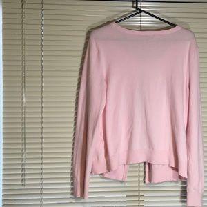 Talbots Sweaters - Pink Talbots cardigan